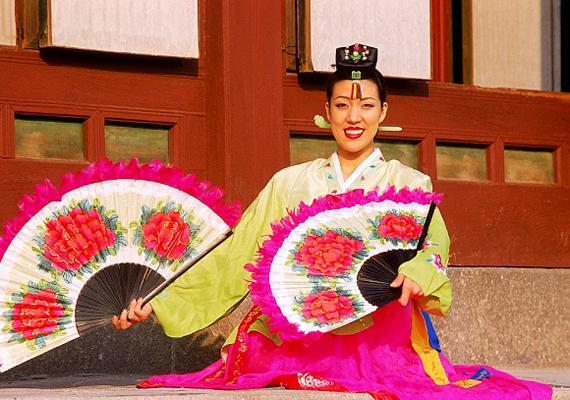 Dél-Koreában a nagyon boldogok aránya 7% volt, így a második helyezést érdemelte ki.