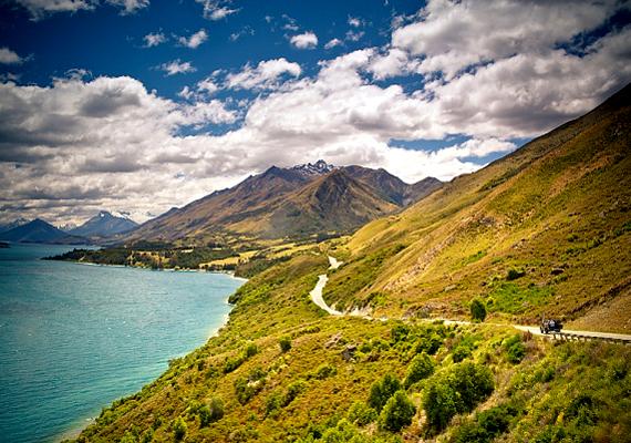 Az ötödik helyen végzett Új-Zéland, amely a világon az egyik legmagasabb életszínvonalat és a legboldogabb lakókat tudhatja magáénak.