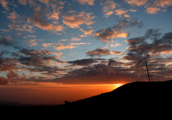 A Hawaiihoz tartozó Kailua-szigete már önmagában is csábító, hát még akkor, amikor ilyen látványt nyújt.