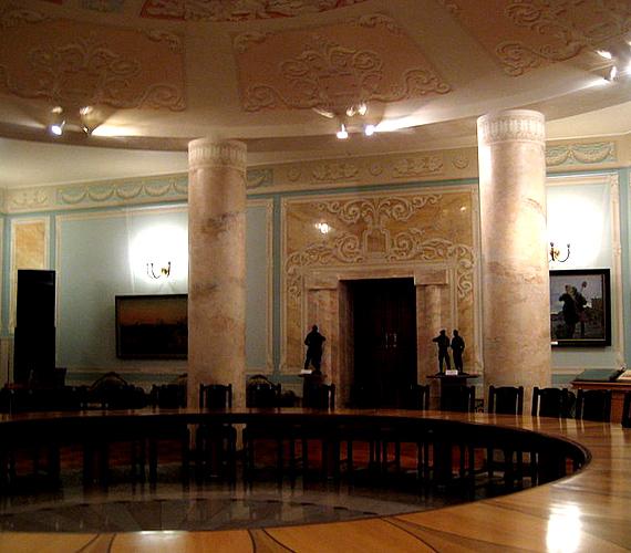 Sztálin búvóhelye, az Izmailovo-bunker 1941-ben épült fel. Az épületben ma múzeum működik.