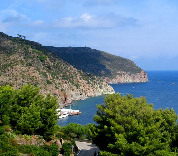 Toszkána tengerpartja is a legnépszerűbb úti célok közé tartozik, Sting különösen kedveli.