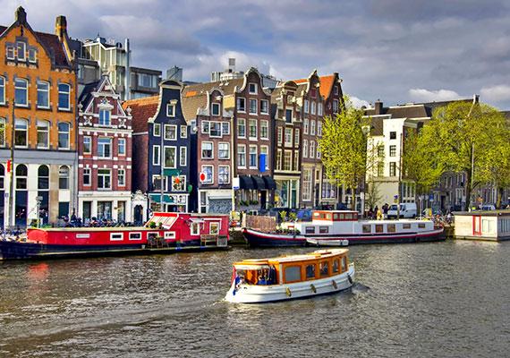 Ugyanerre az eredményre jutottak a kísérletet végzők Amszterdamban, Hollandiában is.