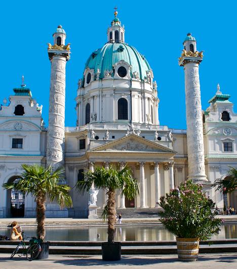 Bécs, Ausztria                         Bécs élen jár az élhető városok között, mind a politikai és társadalmi környezetet, mind a gazdasági, szociális és kulturális helyzetet, mind pedig az egészségügyi ellátásokat és az oktatást tekintve érdemes itt élni. Emellett a kikapcsolódás terén is széles körűek a lehetőségek, Bécs továbbá híres remek közlekedési rendszeréről is.