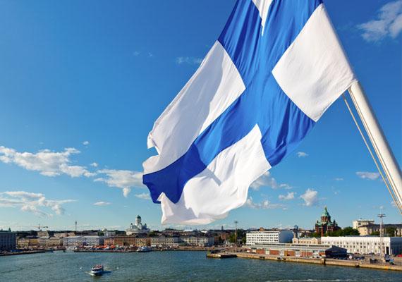 Újabb északi ország, Finnország került a második helyre, mely így ezüstérmes a női egyenjogúság tekintetében. 1906-ban az első európai ország lett, ahol a nők szavazati jogot kaptak. A képen Helsinki látható.