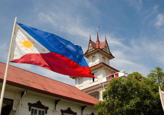 A lista felállításában azt is számításba vették, mennyi beleszólásuk van a nőknek a politikába. Nyolcadik helyen a Fülöp-szigetek áll, ahol a nők egyre nagyobb arányban lehetnek politikusok, igaz, közülük legtöbben politikus férfirokonnal is rendelkeznek. A képen a kawiti Aguinaldo-szentély látható.