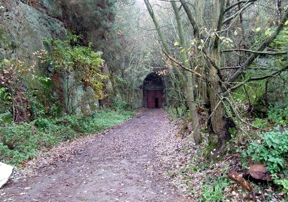 Az angliai Worcestershire-ben, a Kingsford Country Park alatt található Drakelow alagutak a második világháború és a hidegháború ideje alatt jelentettek titkos menedéket.