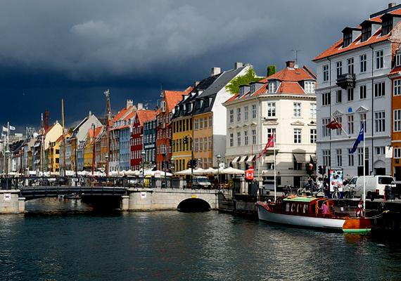 Dániában is nyitottak, barátságosak és segítőkészek az emberek.