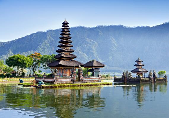 Indonéziában a helyiek nemcsak barátságosak, de rendkívül tisztelettudóak is.