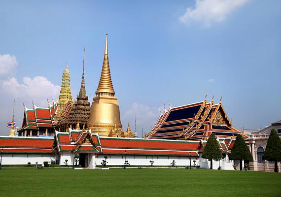 Az emberek Thaiföldön is segítőkészek és együttműködőek.