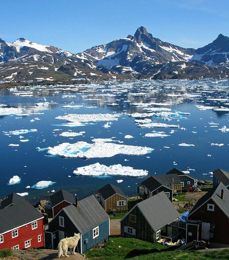 A legnagyobb nemzeti park  Grönlandon található világ legnagyobb és a legészakibb fekvésű nemzeti parkja, a Northeast Greenland National Park, melynek területe 972 ezer négyzetkilométer.  Kapcsolódó galéria: Gyönyörű nemzeti parkok »