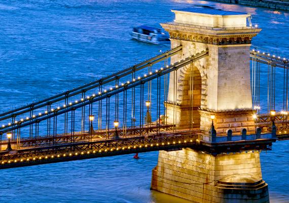 A második negyedévben Budapest számított a legnépszerűbb városnak.