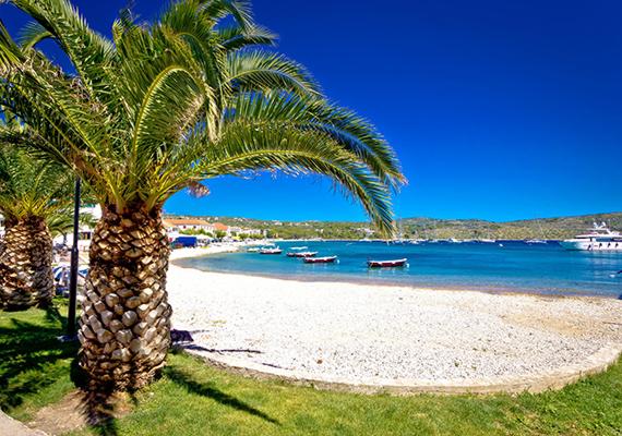 Primošten apró települése szűk utcáival, mediterrán hangulatával Horvátország egyik legszebb üdülőhelye, a csodás tengerpart miatt pedig a nyaralók paradicsoma, az Adria egyik kincse. A strandok itt inkább kavicsosak, és a néhány pálmafa mellett sok helyen fenyőerdő veszi őket körül. Érdemes ellátogatni a várostól három kilométerre fekvő szőlőültetvényekre is, melyek már az UNESCO Világörökségek várólistáján is szerepelnek.