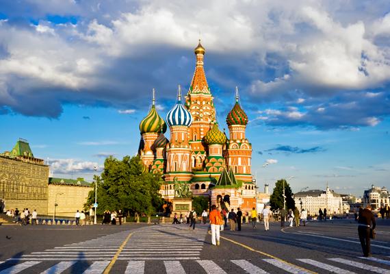 Bár a Vörös téren nemcsak a nők terén akad látnivaló, a férfi szavazók jóvoltából ötödik helyen végzett Oroszország.
