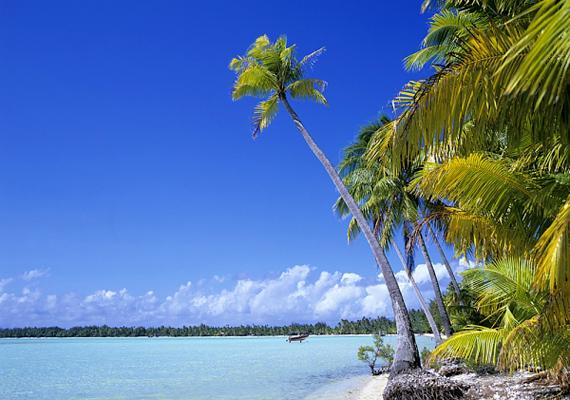 Tahiti távoli lagúnái és lakatlan részei tökéletes úti célok, ha tiszta levegőjű helyet keres az utazó.