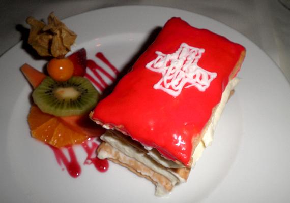 A híres svájci vendégszeretet részeként kulináris élvezetekkel is gazdagodhatunk.