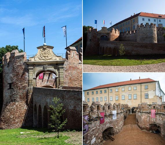 A siklósi vár hazánkban az egyik legépebben megmaradt hadászati létesítmény, egyben az egyik legjelentősebb magyar reneszánsz stílusú építmény. Felhajtóhídja és a barbakán most megújulva várja a turistákat.