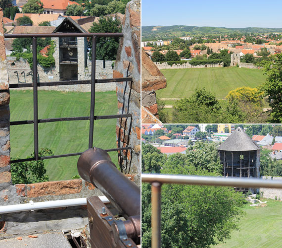 Siklós a Villányi-hegység ölelésében, a síkságból kiemelkedő dombot uraló vár köré épült. A várból a déli végek messzeségébe pillanthatnak a látogatók.