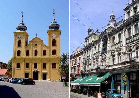 Horvátországban körülbelül 17 ezer magyar él, főként Eszék-Baranya megyében. A képen látható Eszéken is számottevő a magyar lakosság.