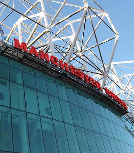 Focirajongóknak kötelező ellátogatni az Old Traffordra, a Manchester United otthonába.