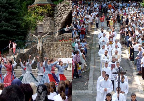 A főünnepet minden év augusztus 15-én tartják.