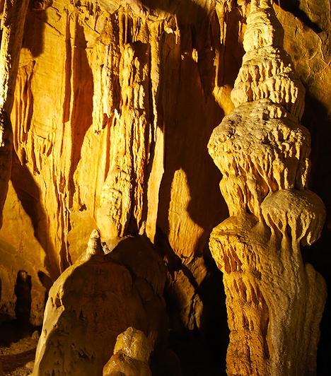 Különleges barlangokA Palotaszállótól nem messze található három barlang mindegyike rendelkezik valamilyen jellegzetességgel. Az Anna-barlang kialakulása miatt is világritkaságnak számít, hiszen mészkövei növényi mintákat őriznek. Az István-barlang a környék legnagyobb cseppkőbarlangja, melynek látnivalói közé tartozik a Nagyterem, a Kilátó és a Színházterem. Egyes termeiben légzőszervi betegeket gyógyítanak. A Szeleta-barlang egy meredek emelkedőn közelíthető meg Lillafüred felől. Amikor feltárták a csarnokait, több százezer éves pattintott kőeszközöket találtak.