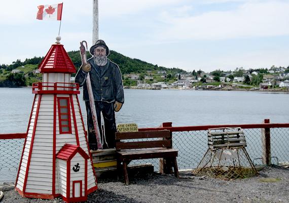 A kanadai Új-Fundlandon található Dildót már a 18. század óta így hívják.