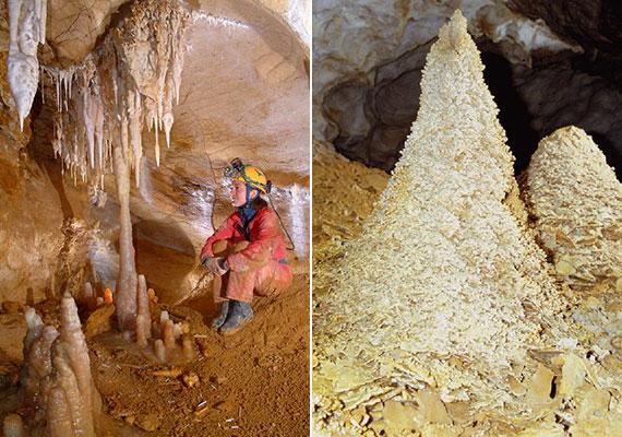 Ezután kezdődött meg a barlang feltárása, ezzel párhuzamosan pedig egyre nagyobb szakaszát tették látogathatóvá a turisták számára is.