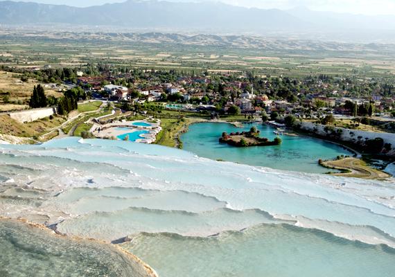 A hely 1988 óta az UNESCO Világörökség része.