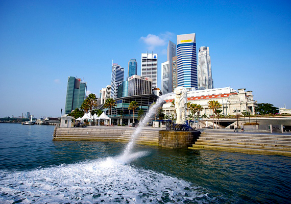Az ázsiai Szingapúr megkérdezetteinek 26%-a gondol pesszimistán a jövőre.