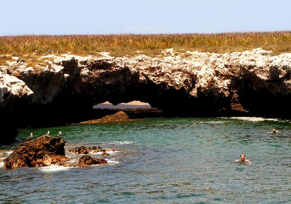 A szigetek még mindig lakatlannak számítanak, köszönhetően annak, hogy a mexikói kormány ma már szigorúan védi a helyi élővilágot.