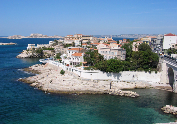 Marseille, Franciaország legnagyobb kikötője és második legnagyobb városa kihagyhatatlan úti cél.