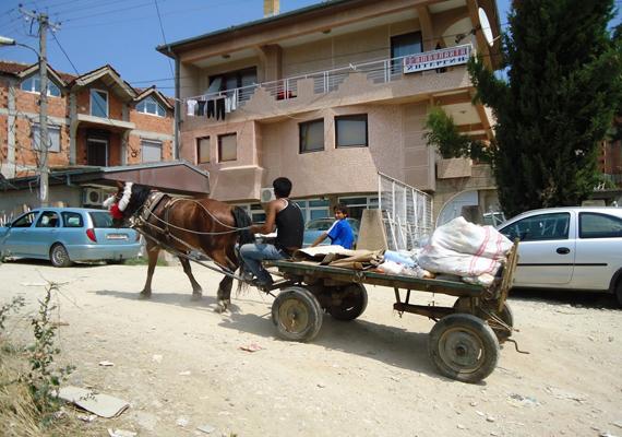 Sokan a mai napig ló vontatta szekérrel járnak, hiszen lényegesen olcsóbb a fenntartása, mint egy autóé. Ráadásul a rossz utakon könnyebben halad a szekér, mint egy gépjármű.