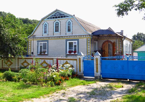 Ez egy középosztálybeli család otthona, mely ugyan Sorocában visszafogottnak számít, ám így is lerí róla az adott életszínvonal.