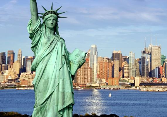 New York a leginkább veszélyeztetett városok közé tartozik.