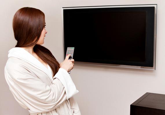 Az értékesebb műszaki cikkek közül a felmérés az LCD tévéket említi kiemelt helyen.