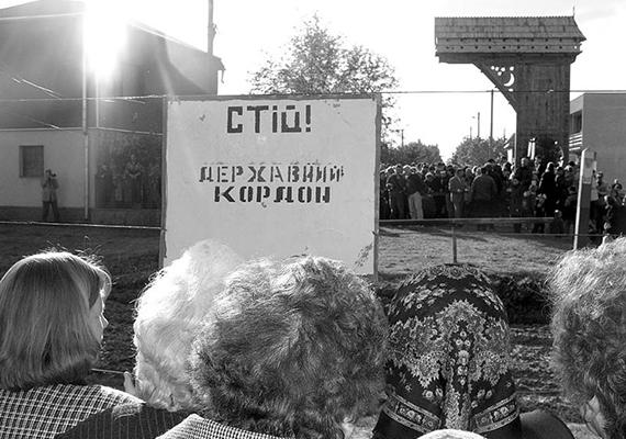 Korabeli kép Szelmencről.