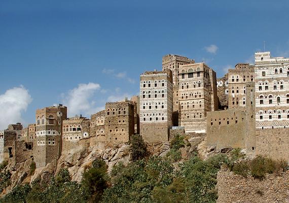 A jemeni Al Hajjara a Haraz-hegységben található 12. századi település.