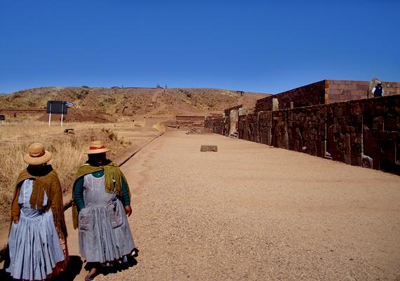 A Dél-Amerikában fekvő Tiahuanacu pontos korát ez idáig nem sikerült meghatározni, egyes tudósok azonban, többek között a bolíviai Arthur Broznansky, úgy tartják, ez a világ egyik, ha nem a legősibb települése: akár 17 ezer éves is lehet.