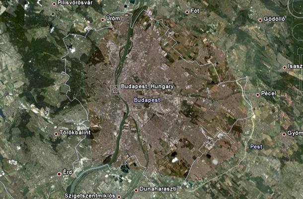 google föld térkép Titkos helyek Magyarországon: miért nem mutathatja a Google Earth  google föld térkép