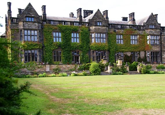 A 19. században épített yorkshire-i Gisborough Hall Hotel a természetfeletti történések szó szerinti tárháza.