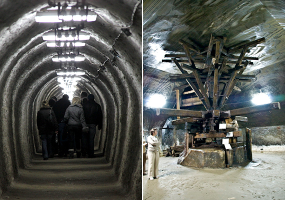 A helyszínt nemcsak a felejthetetlen látvány miatt érdemes felkeresni, de a bányászat történetét felelevenítő múzeumok között is egyedülálló.