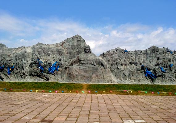 A kínai Xanadu régészeti helyszín magában foglalja Kublai Kán legendás fővárosának maradványait.