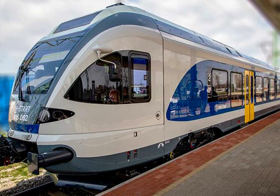 A korszerű, akadálymentes, hatékony energiafelhasználású motorvonatok összesen 211 ülőhellyel rendelkeznek, végsebességük pedig 160 kilométer/óra.
