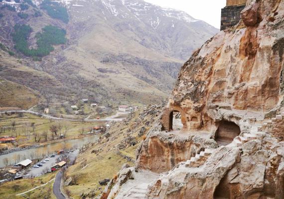 Ma már csak egy maroknyi szerzetes él itt, akik belépődíj nélkül is szívesen megosztják történetüket a turistákkal.