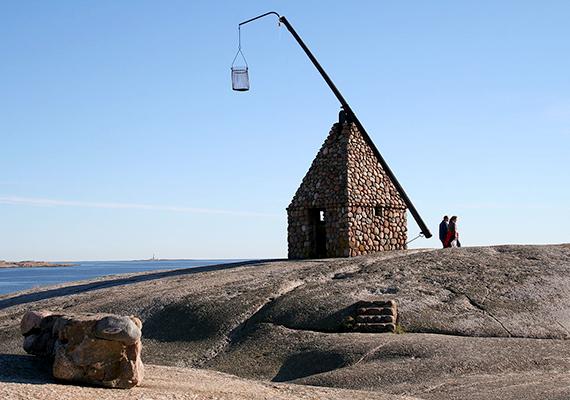 A Verdens Ende egyik nevezetes látnivalója az úgynevezett Vippefyr másolata, mely elnevezés egy korai típusú világítótornyot takar. Az építményt 1932-ben emelték.