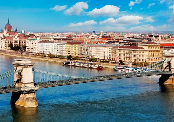 Budapest szintén második lett, az olvasók különleges hangulatát emelték ki, mely más, mint a többi európai nagyvárosé.