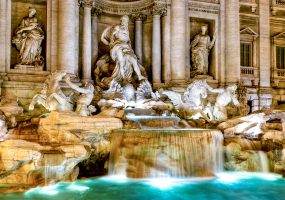 A nyolcadik helyen végzett Róma nagyszerű látnivalói és az itt megtapasztalható élmények kifogyhatatlansága miatt.