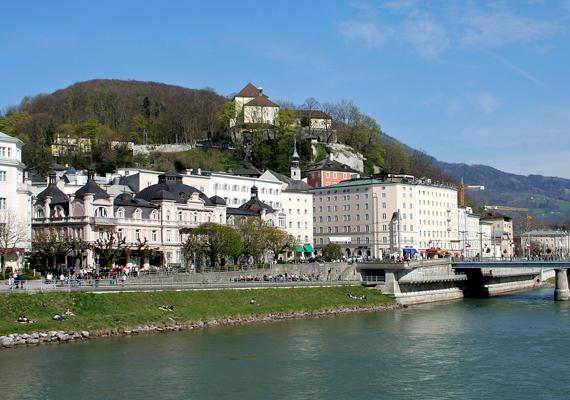 A negyedik az ausztriai Salzburg lett, ahol valódi időutazáson vehetnek részt a turisták.