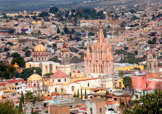 Az első helyen a mexikói San Miguel de Allende végzett, melyet többek között történelme, hagyományai és romantikus hangulata miatt kedveltek az olvasók.