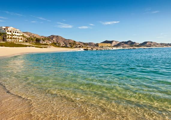 Cabo San Lucas az egyik legkeresettebb mexikói turisztikai célpont a pihenni vágyók körében. A kép magáért beszél.